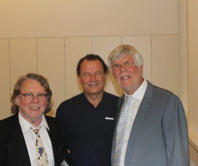 Verabschiedung Dr. W.-R. Krause, Blankenburg aus Vorstand der DGäEHAT